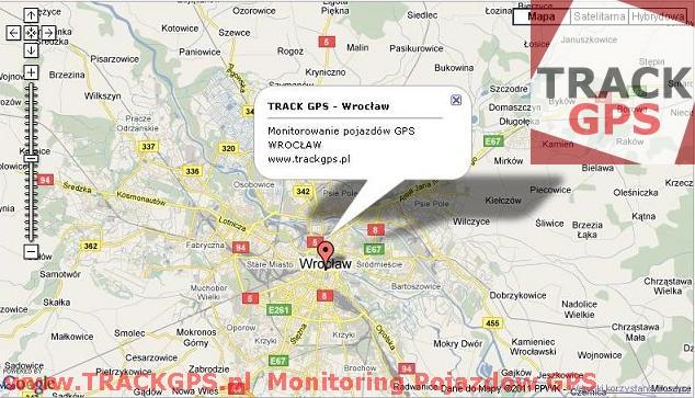 monitoring GPS wrocław_GPS